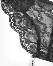 Firefighter I'm so hot Women's Lace Panties aos-womens-lace-panty-closeup-01