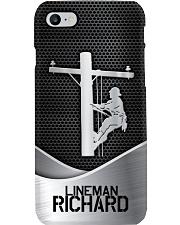Lineman Phone Case i-phone-8-case