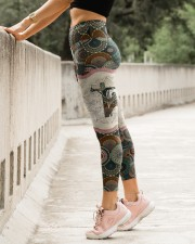 Lineman Lineman2110 High Waist Leggings aos-high-waist-leggings-lifestyle-23