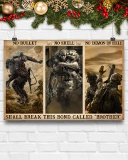 Veteran No bullet no shell 36x24 Poster aos-poster-landscape-36x24-lifestyle-25