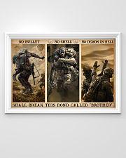 Veteran No bullet no shell 36x24 Poster poster-landscape-36x24-lifestyle-02