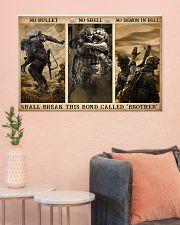 Veteran No bullet no shell 36x24 Poster poster-landscape-36x24-lifestyle-18