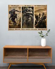 Veteran No bullet no shell 36x24 Poster poster-landscape-36x24-lifestyle-21