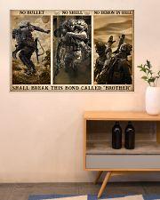 Veteran No bullet no shell 36x24 Poster poster-landscape-36x24-lifestyle-22