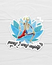 Massage048 I was saying Sticker - 2 pack (Vertical) aos-sticker-2-pack-vertical-lifestyle-front-01