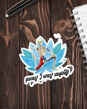 Massage048 I was saying Sticker - 2 pack (Vertical) aos-sticker-2-pack-vertical-lifestyle-front-05