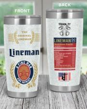 Lineman Hook it 20oz Tumbler aos-20oz-tumbler-lifestyle-front-59