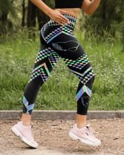 Nurse fn High Waist Leggings aos-high-waist-leggings-lifestyle-15