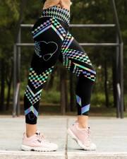 Nurse fn High Waist Leggings aos-high-waist-leggings-lifestyle-16