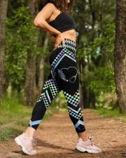 Nurse fn High Waist Leggings aos-high-waist-leggings-lifestyle-20