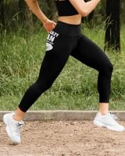 Lineman Line1011 Black High Waist Leggings aos-high-waist-leggings-lifestyle-14