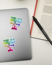 Teacher Can do virtually anything Sticker - 2 pack (Vertical) aos-sticker-2-pack-vertical-lifestyle-front-19