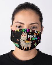 Msk317-preschool Llama Cloth face mask aos-face-mask-lifestyle-01