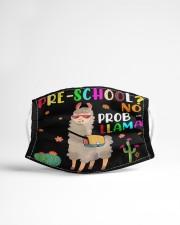 Msk317-preschool Llama Cloth face mask aos-face-mask-lifestyle-22