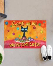 """Teacher Come on in  Doormat 34"""" x 23"""" aos-doormat-34-x-23-lifestyle-front-07"""