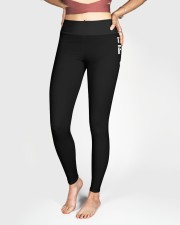 Firefighter Fire1011 Black High Waist Leggings aos-high-waist-leggings-lifestyle-03