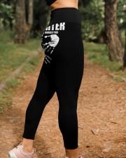 Firefighter Fire1011 Black High Waist Leggings aos-high-waist-leggings-lifestyle-21