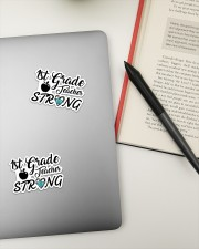Strong048 1st Sticker - 2 pack (Vertical) aos-sticker-2-pack-vertical-lifestyle-front-19