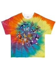 Teacher  All-over T-Shirt front