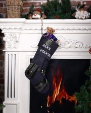 Police Christmas Stocking Christmas Stocking aos-christmas-stocking-lifestyles-06