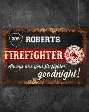 Firefighter always kiss your firefighter 36x24 Poster aos-poster-landscape-36x24-lifestyle-11