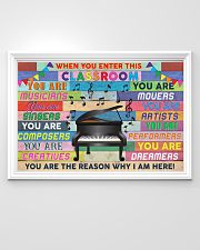 Music Teacher 36x24 Poster poster-landscape-36x24-lifestyle-02