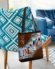 Lineman Mom All-over Tote aos-all-over-tote-lifestyle-front-01