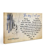 Police The day I met you Gallery Wrapped Canvas Prints tile