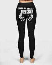Trucker Black Trucker1011 High Waist Leggings aos-high-waist-leggings-lifestyle-02