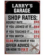 Mechanics garage Vertical Poster tile