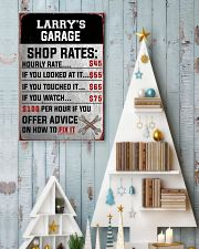 Mechanics garage 24x36 Poster lifestyle-holiday-poster-2