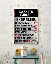 Mechanics garage 24x36 Poster lifestyle-holiday-poster-3