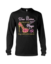 Una reina-29-album heels-T5 Long Sleeve Tee thumbnail
