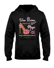 Una reina-10-album heels-T5 Hooded Sweatshirt thumbnail