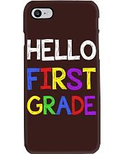 Hello first grade Phone Case thumbnail