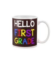 Hello first grade Mug thumbnail