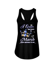 A Queen 11-T3 Ladies Flowy Tank thumbnail