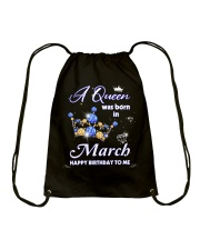 A Queen 11-T3 Drawstring Bag thumbnail