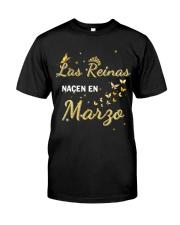 Las reinas 01-T3 Classic T-Shirt thumbnail