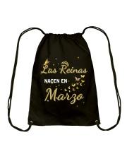 Las reinas 01-T3 Drawstring Bag thumbnail