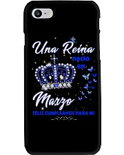 Una reina 8d -T3 Phone Case tile