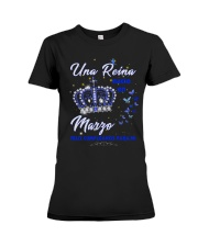 Una reina 8d -T3 Premium Fit Ladies Tee tile