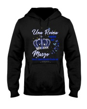 Una reina 8d -T3 Hooded Sweatshirt tile