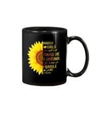 bomb sunflower-T3 Mug thumbnail