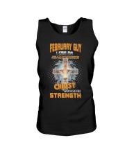 Strength guy 02-US-T2 Unisex Tank thumbnail