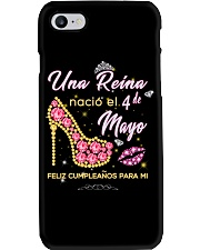 Una reina-4-album heels-T5 Phone Case thumbnail