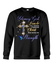 strength US-T2 Crewneck Sweatshirt thumbnail
