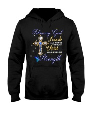 strength US-T2 Hooded Sweatshirt thumbnail