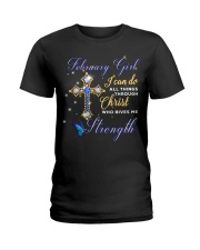 strength US-T2 Ladies T-Shirt front