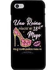 Una reina-18-album heels-T5 Phone Case thumbnail